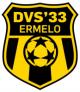 Logo DVS'33 Ermelo JO8-4