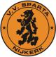 Logo Sparta Nijkerk VR7