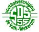 Logo SDS' 55 MO17-1